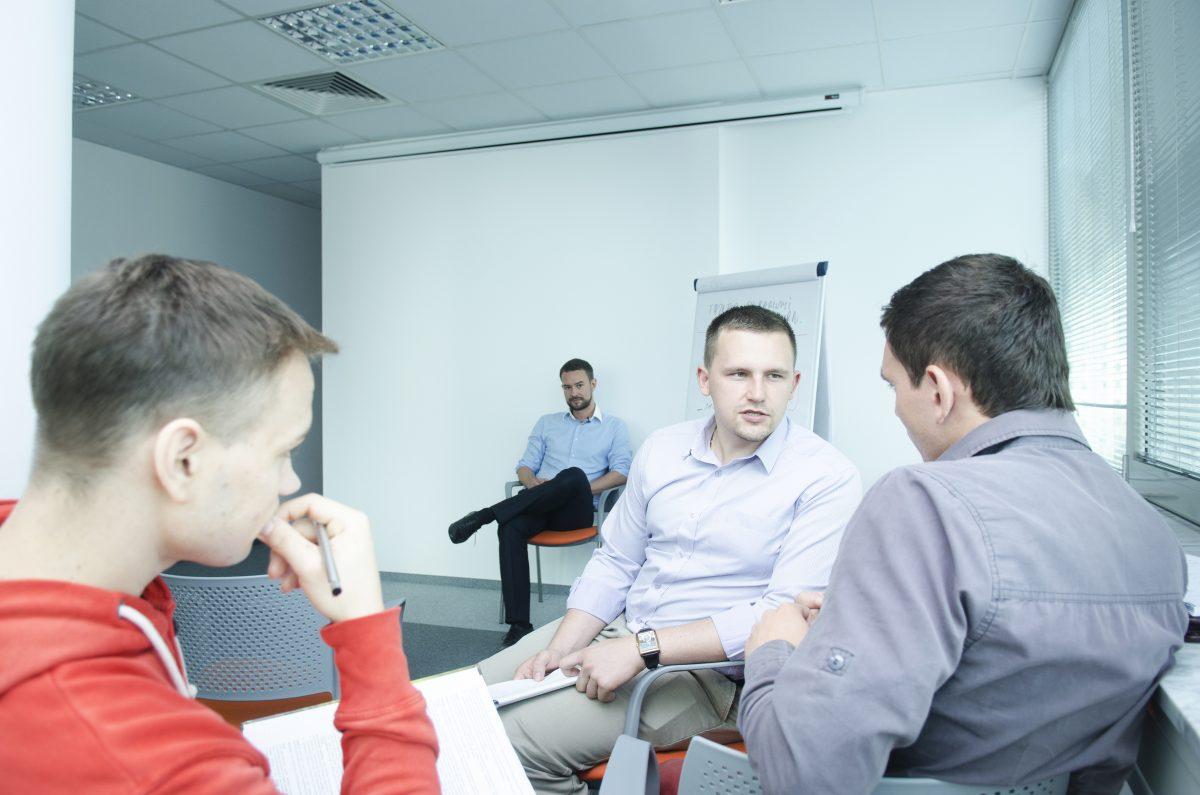 Warsztaty trenera Łukasza Bielińskiego - fotografia wizerunkowa