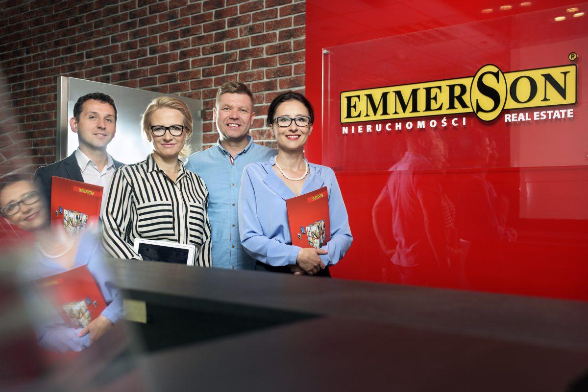 Sesja biznesowa dla firmy Emmerson.