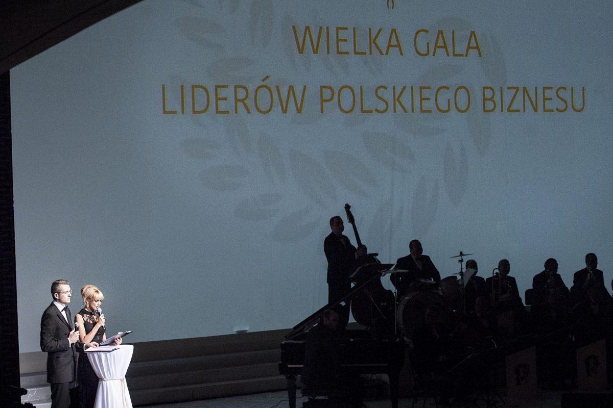 Gala liderów biznesu - fotografia eventowa