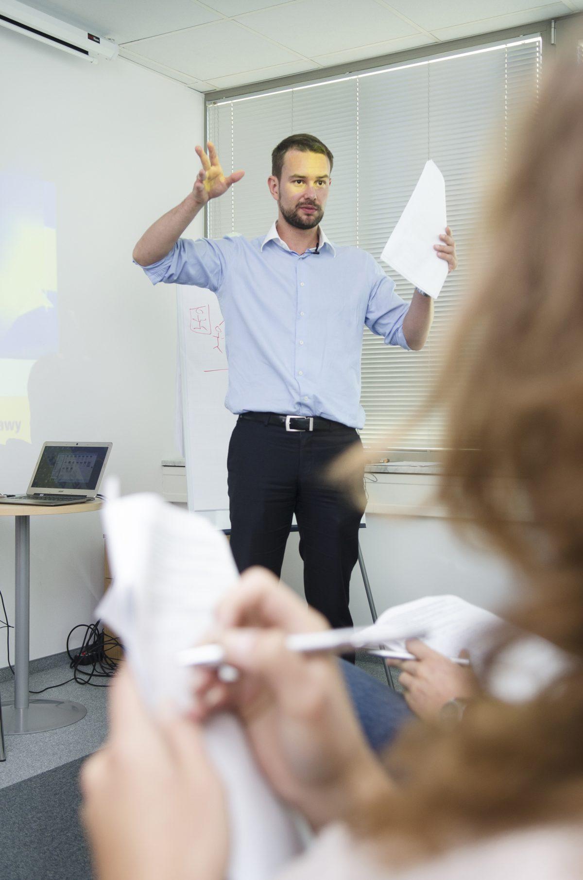 Fotografia reportażowa - ćwiczenia na warsztatach