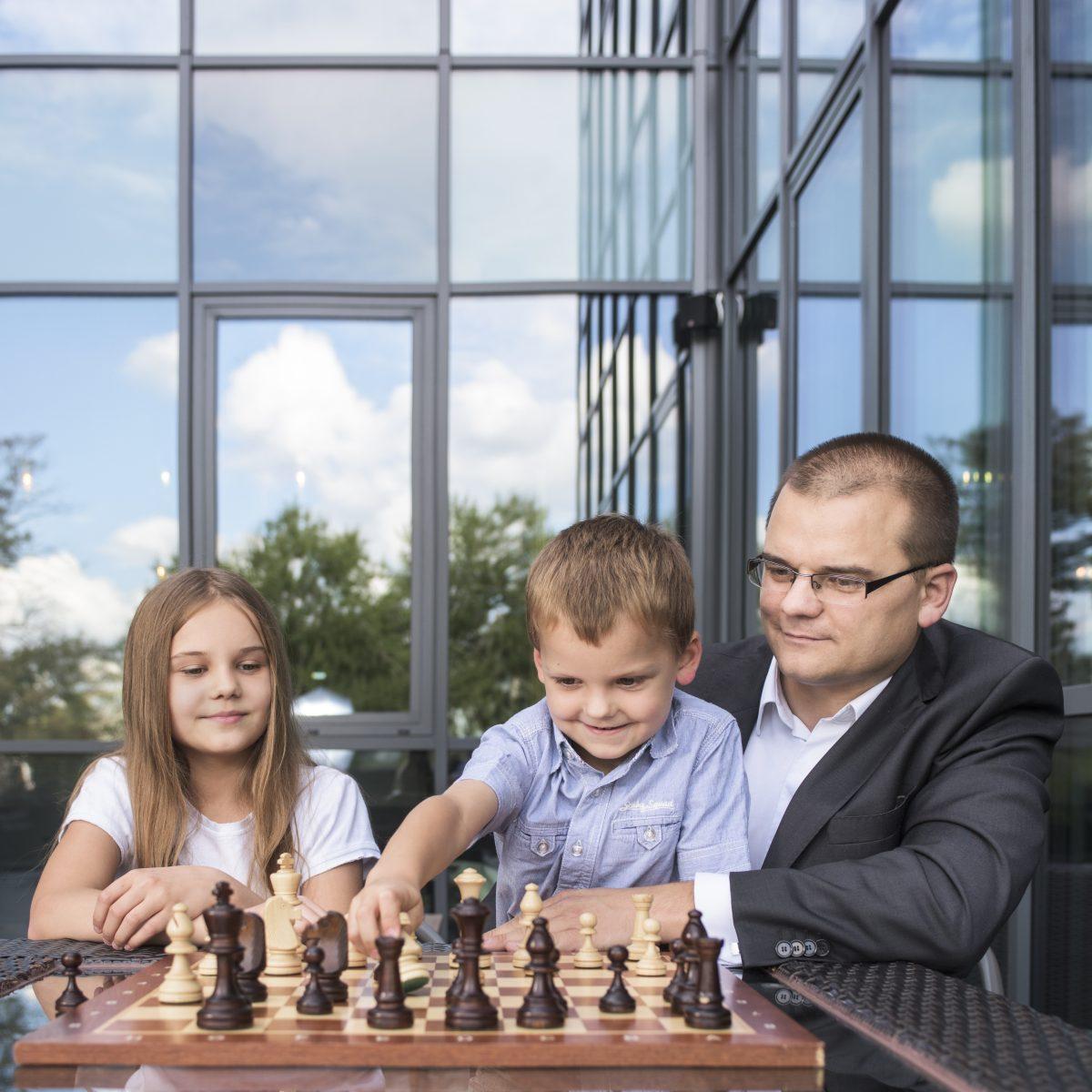 Fotografia wizerunkowa - zdjęcie z dziećmi