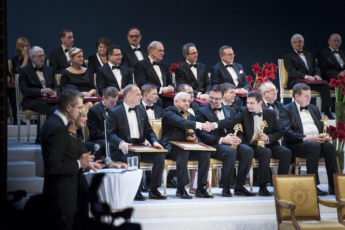 Gala Liderów Biznesu - fotografia reportażowa, relacja