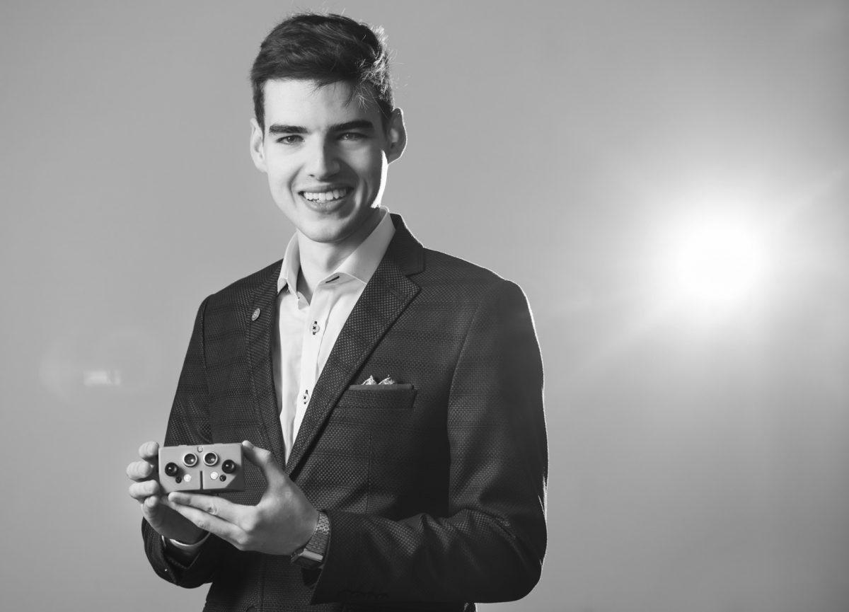 fotografia biznesowa zdjęcie do wywiadu