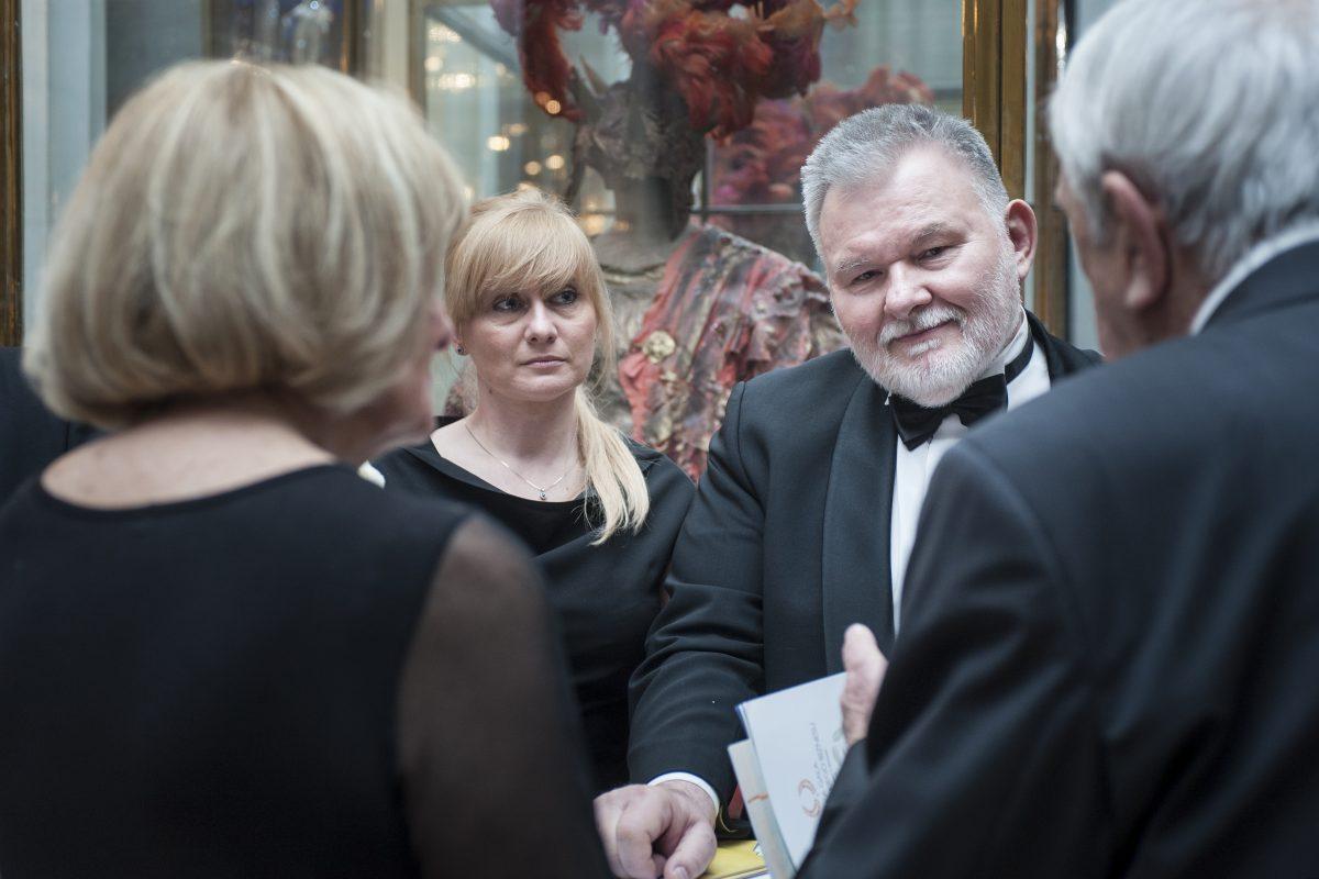 Fotografia reportażowa - gala biznesu, część imprezowa