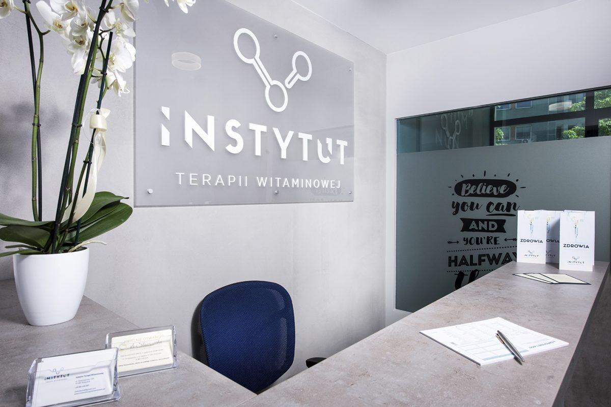 Fotografia biznesowa wnętrz, Instytut Terapii Witaminowej.