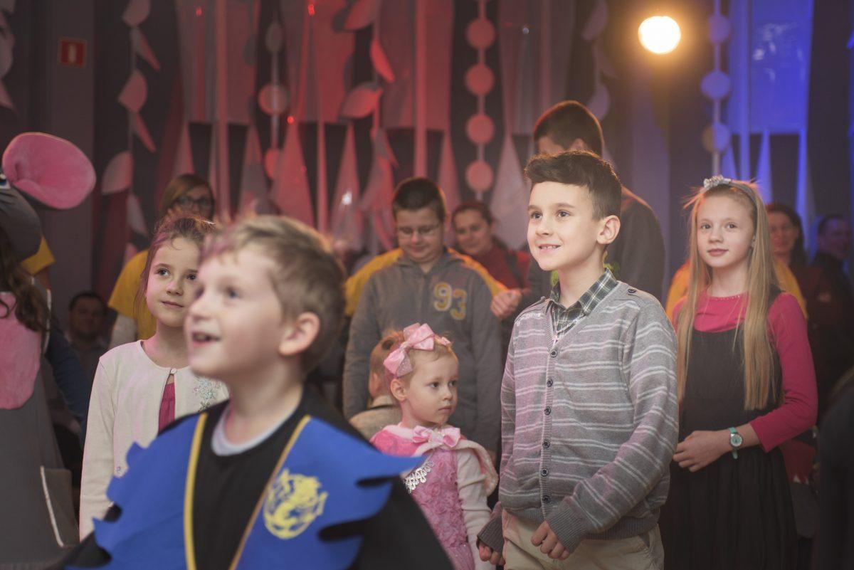 Choinka Fundacji Pomóż Im Białystok - fotografia eventowa