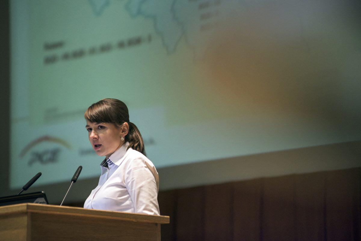 Fotorelacja z Eko Forum - sesja biznesowa
