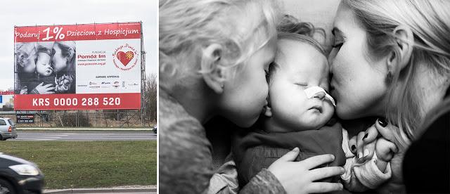 Fotografia reklamowa - promocja fundacji Pomóż Im