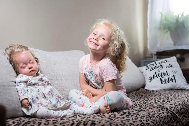 Fotografia portretowa - dwie siostry