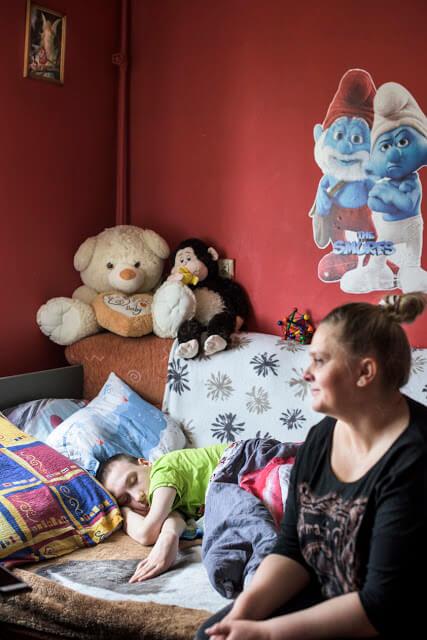 Pokój dziecięcy - zdjęcie z reportażu